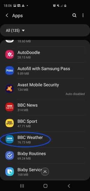 BBC-weather-app