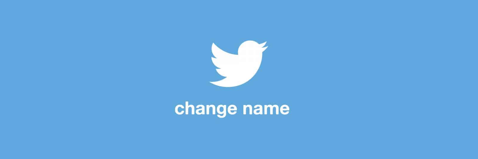 change-name-twitter