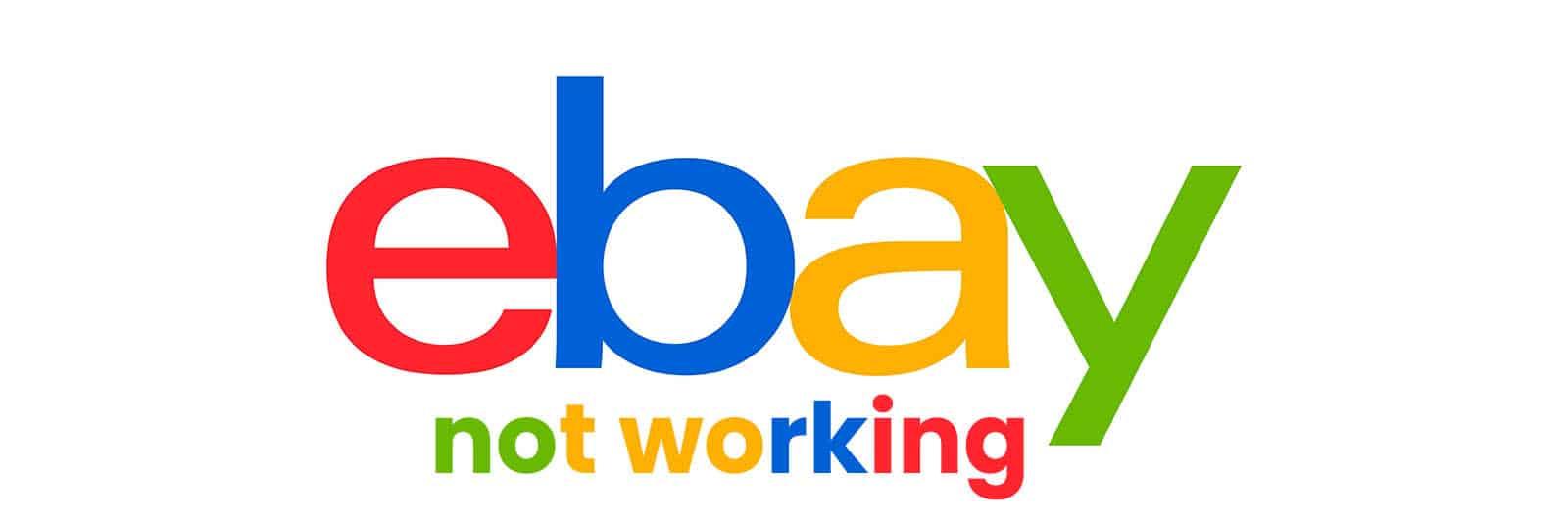 ebay-not-working