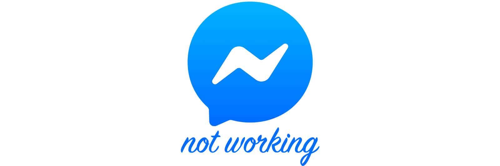 messenger-app-not-working