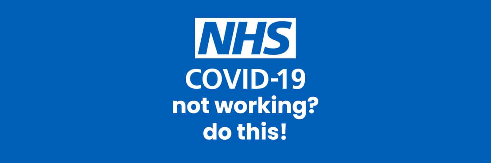 nhs-covid-app-not-working
