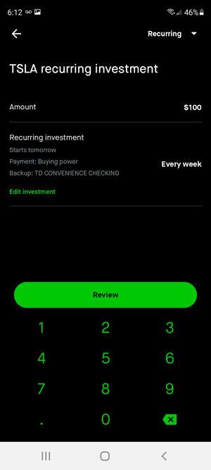 recurring-investment