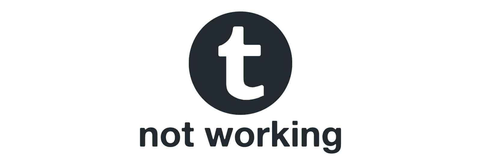 tumblr-not-working