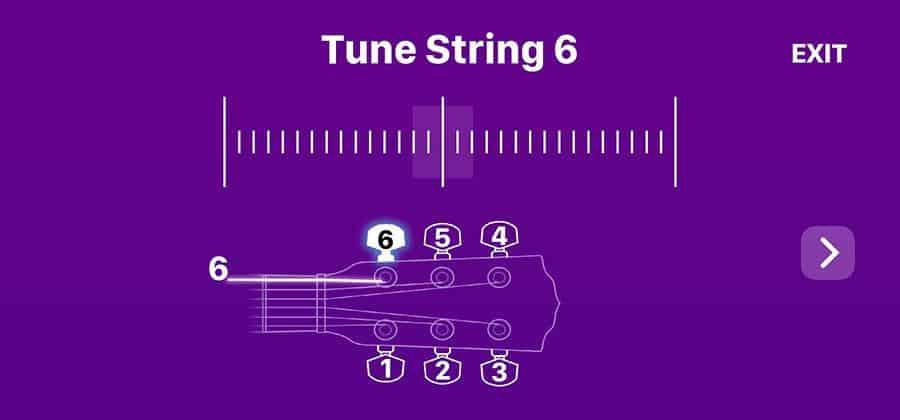 tune-string