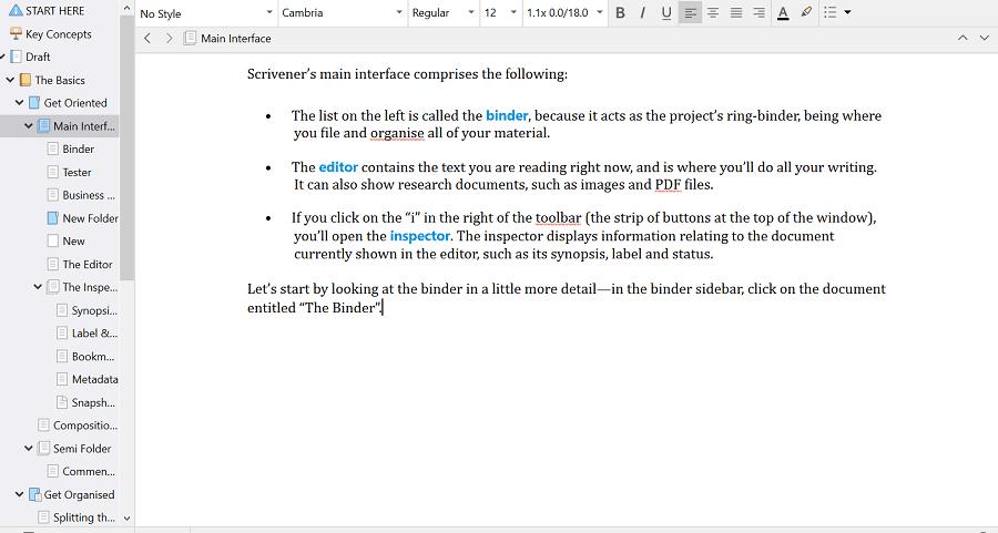 tutorial-length