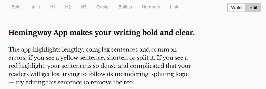 writer-mode