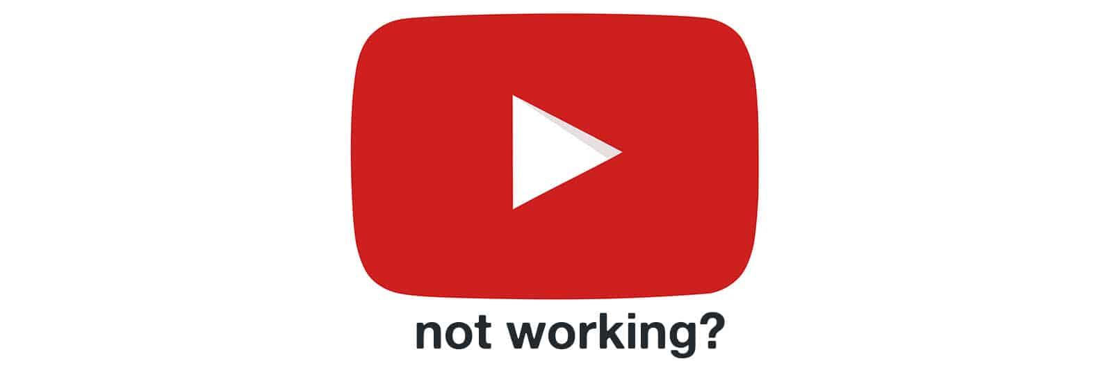 youtube-app-not-working
